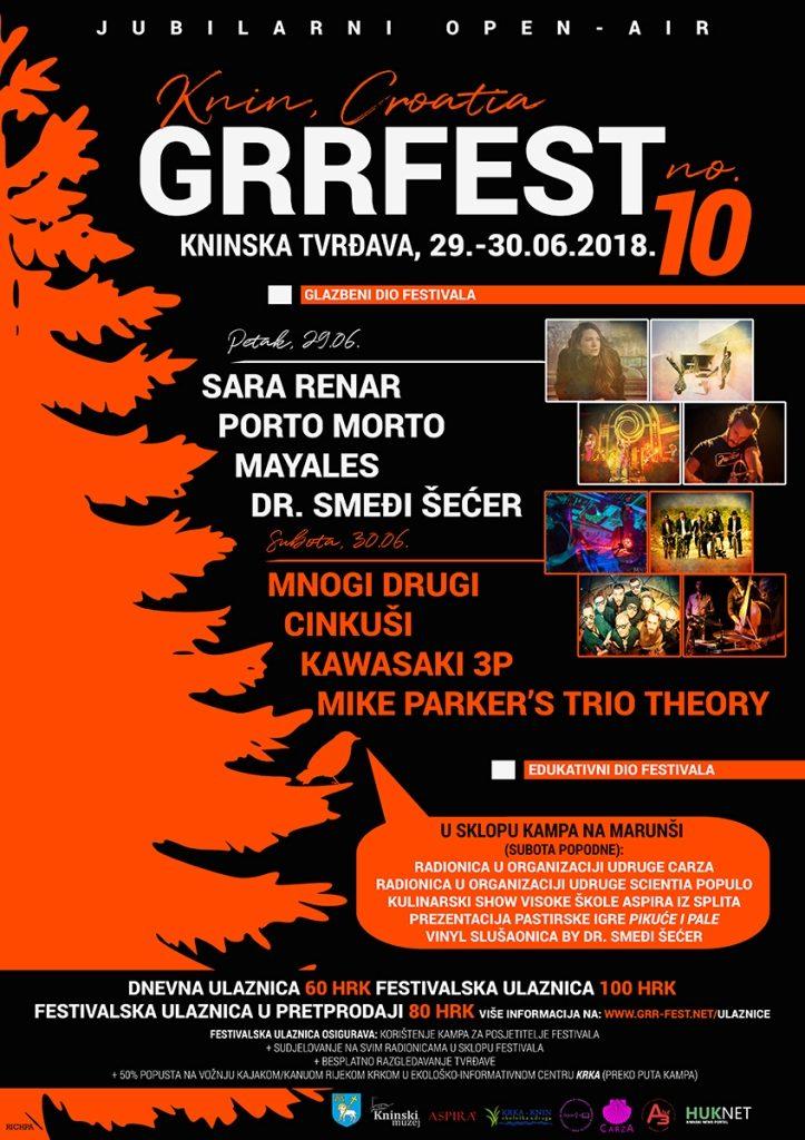 Grr Fest plakat